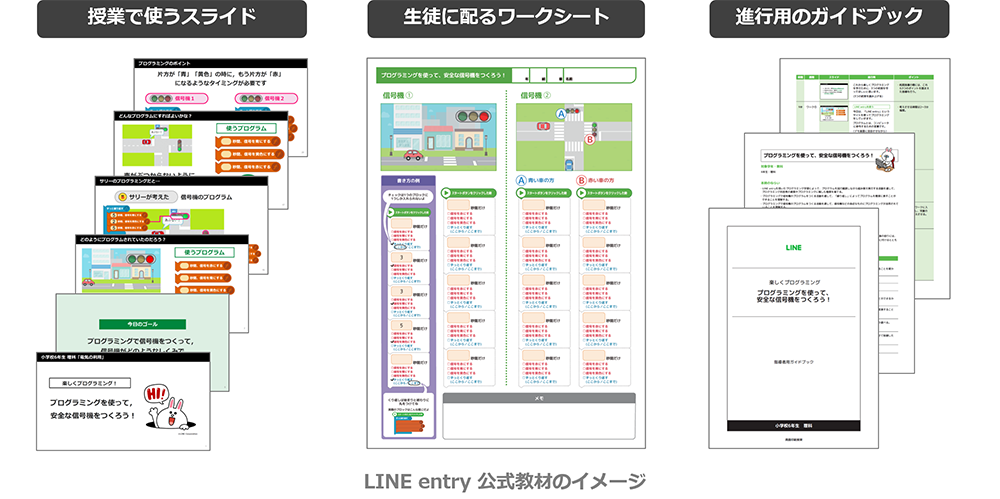line-entry